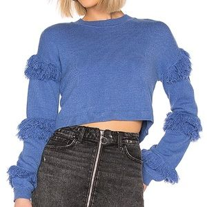 Tularosa Bergen Sweater in Indigo NWT!